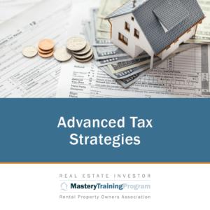 Advanced Tax Strategies